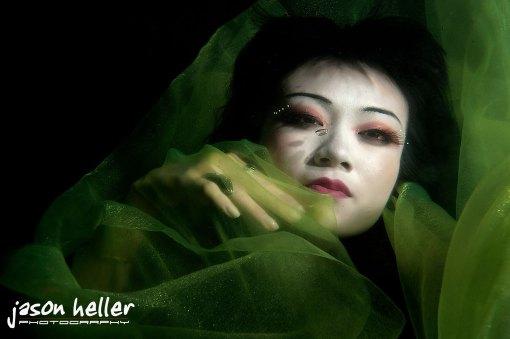 Underwater Geisha - Jason Heller