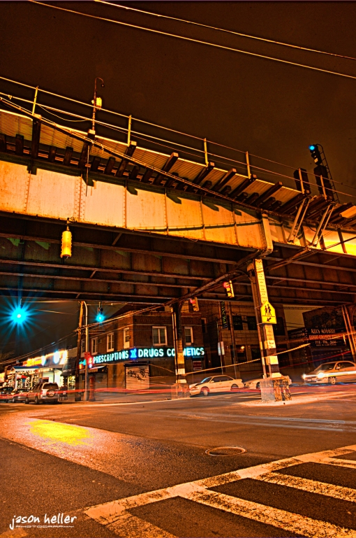 Brooklyn Street Corner