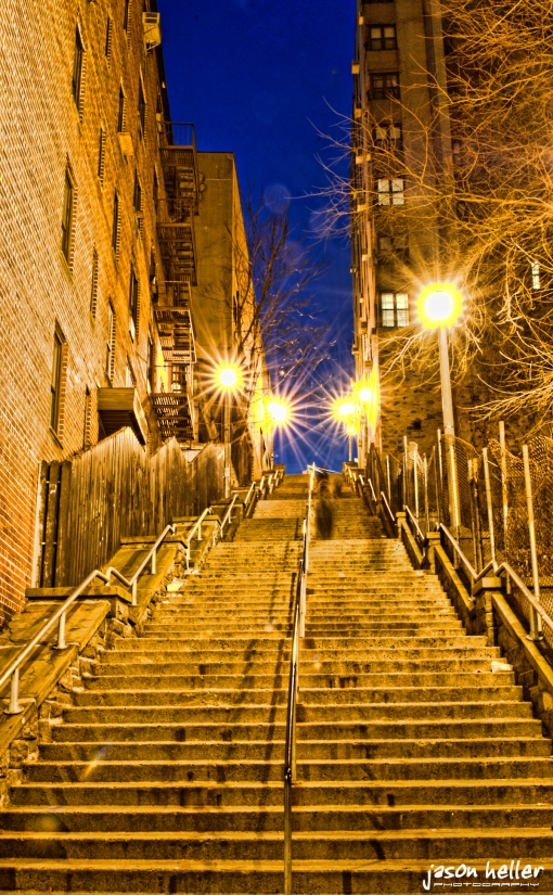 NYC Stairs